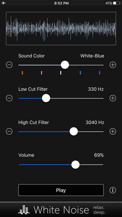 Noise Generator: Full Spectrum screenshot 3