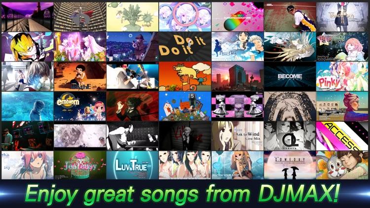 Music Game - DJMAX TECHNIKA Q screenshot-4