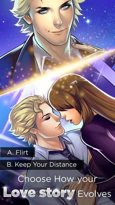 Otome: Is-it Love? Gabriel Screenshot on iOS