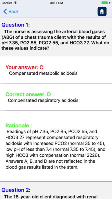 NCLEX-RN Quiz 5000 Questions | App Price Drops