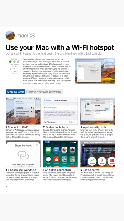 iCreate Magazine: For Your iPad, iPhone, and iPod screenshot-4