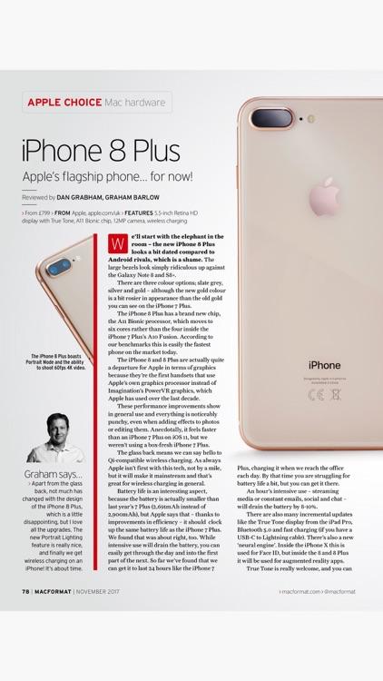 MacFormat: the Mac, iPad, iPhone & Apple magazine screenshot-4