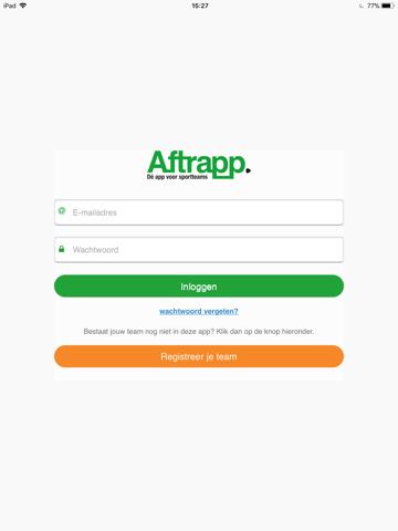 Aftrapp - náhled