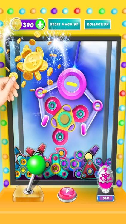Fidget Spinner Toy Machine screenshot-3