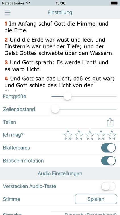Die Elberfelder Bibel Audio screenshot-4