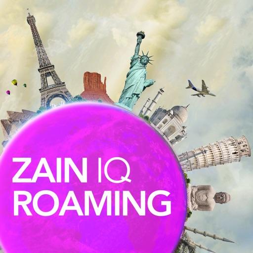 Zain Roaming - زين تجوال