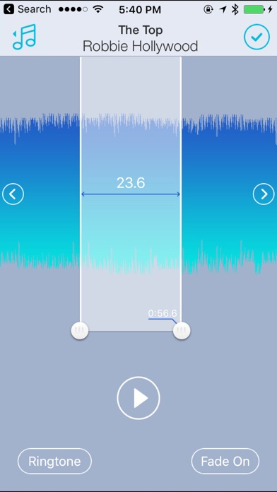 Screenshot for Ringtone Designer Pro 2.0 in Singapore App Store