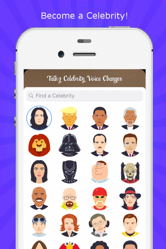 Celebrity Voice Changer -Funny - Online Game Hack and Cheat | Gehack com