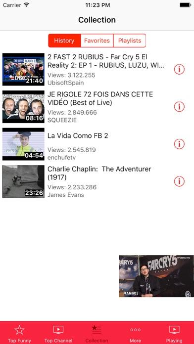 Funny Tube - Funny Videos 2018 screenshot 3