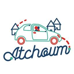 Atchoum, trajet à la demande