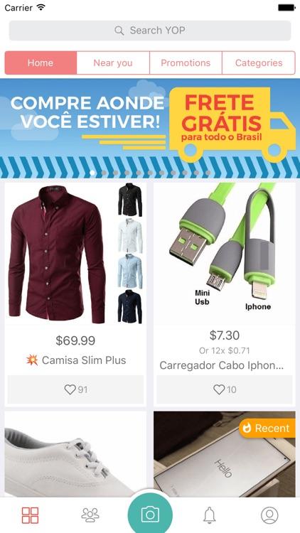 YOP: Sell & Buy. Fast & Simple :)