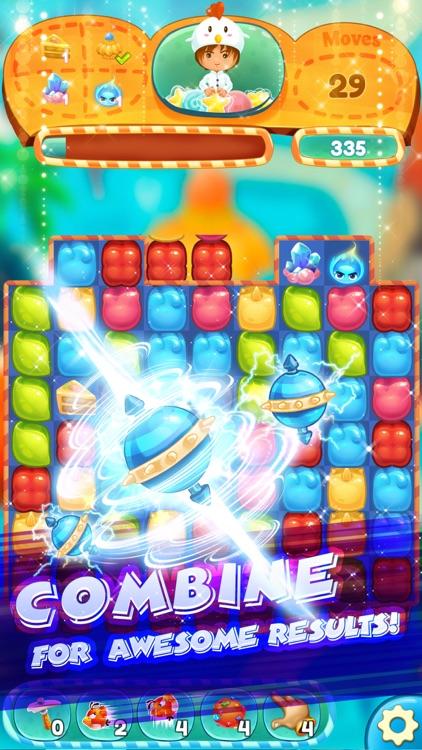 Jelly Monster: Match 2 Blast