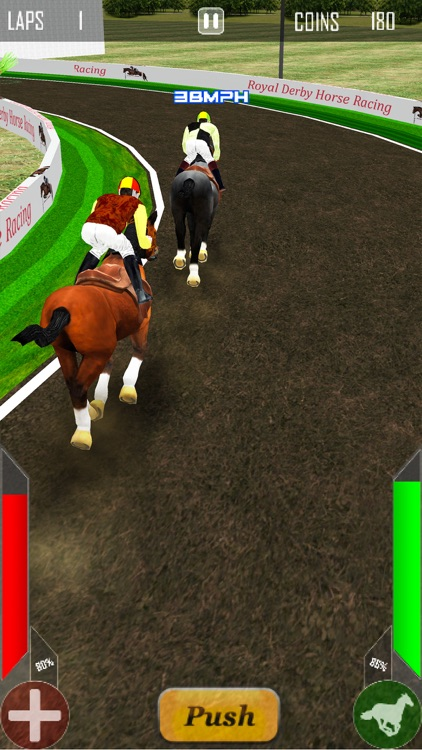 Royal Derby Horse Racing