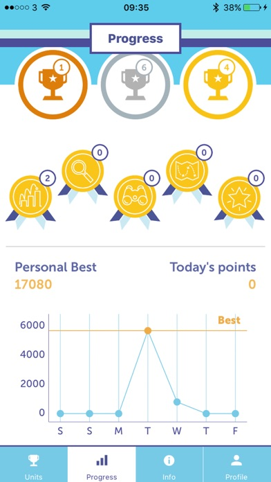 Personal Best Language App screenshot 5