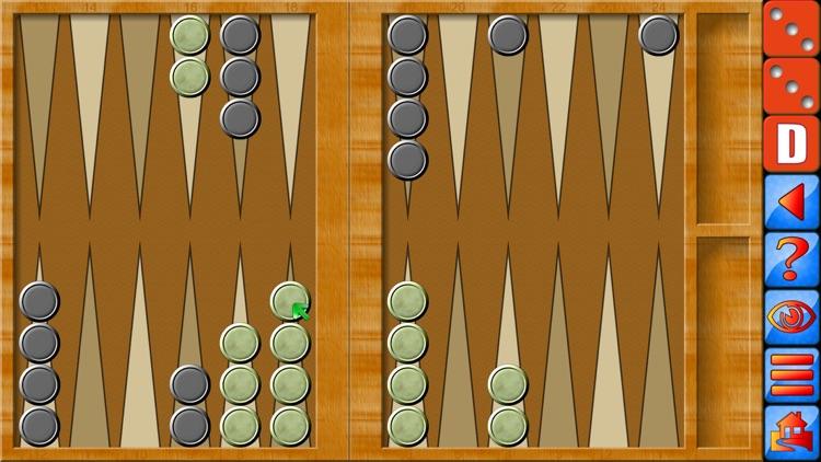 Backgammon V+, top dice game screenshot-3