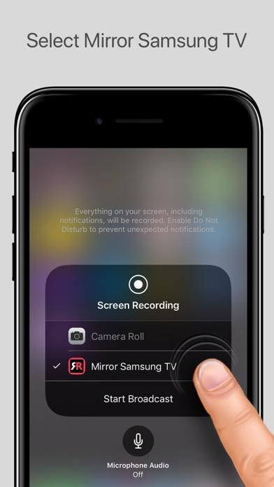 Mirror for Samsung TV Screenshot 5