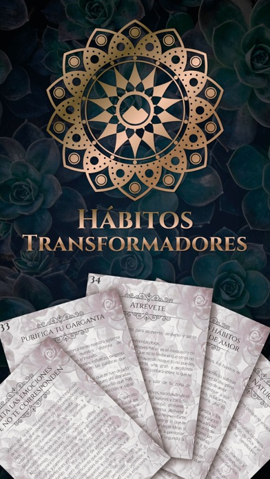 Screenshot for Hábitos Transformadores in Netherlands App Store
