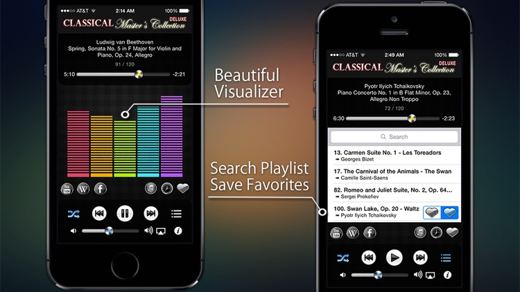Classical Music Masters Vol. 1 screenshot-1