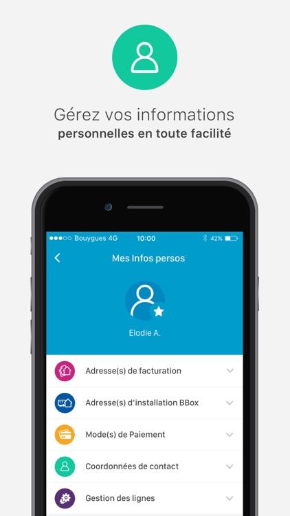 Espace Client Bouygues Telecom screenshot-4