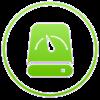 DiskMark - harddisk benchmark - Sai Praneeth