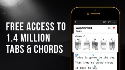 Ultimate Guitar: Tabs & Chords Screenshots