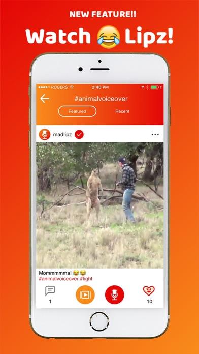download MadLipz - Instant Voice Overs apps 2