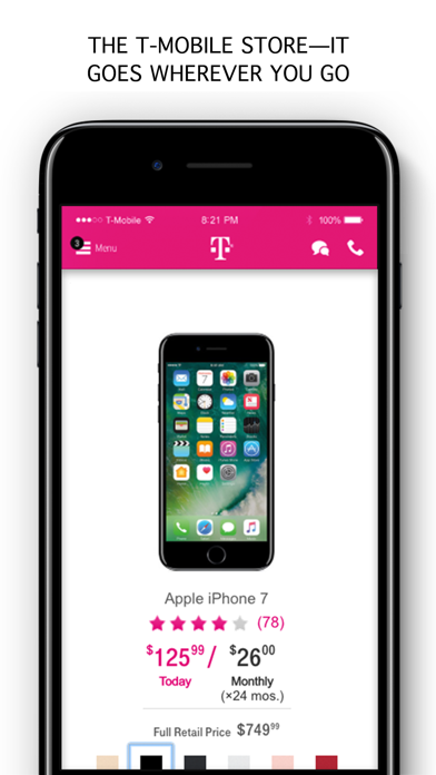 t mobile iphone 4 app shopper t mobile productivity 1637
