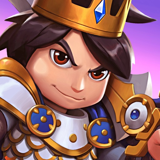 Royal Revolt 2 iOS App