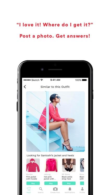SeenIt: Shop The Look