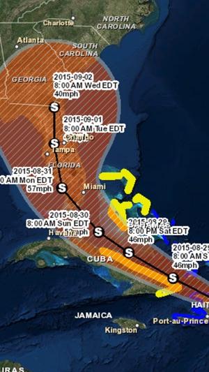 Tornado Tracker Weather Radar On The App Store