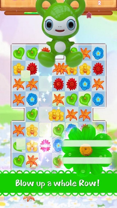 Beauty Blossom Match3 screenshot 2