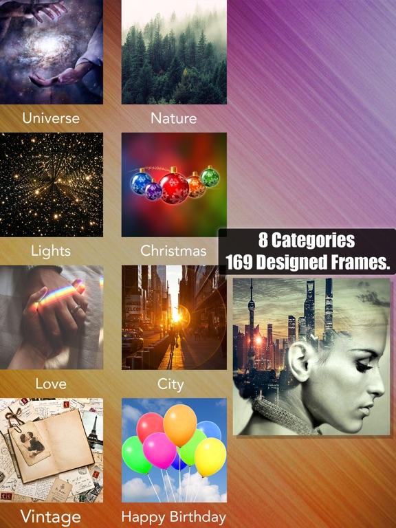 Camera Mix - Photo Blend screenshot 10