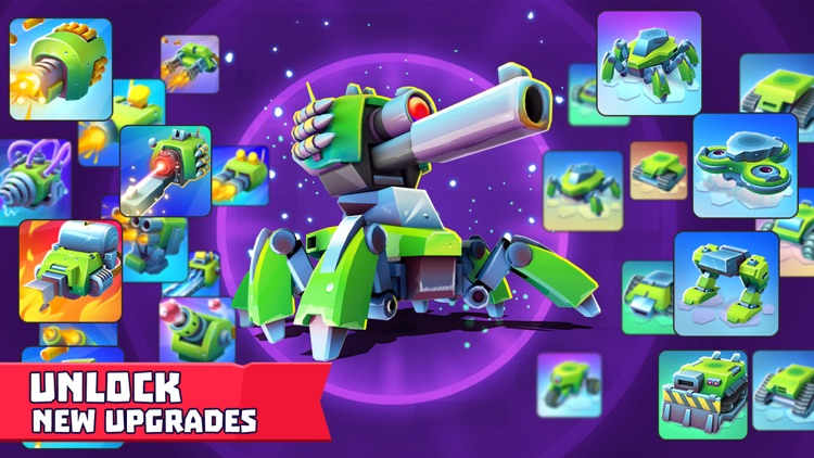 Tanks A Lot - 3v3 Brawls screenshot-3