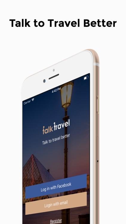 TalkTravel