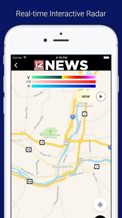 WBNG 12 News screenshot-3