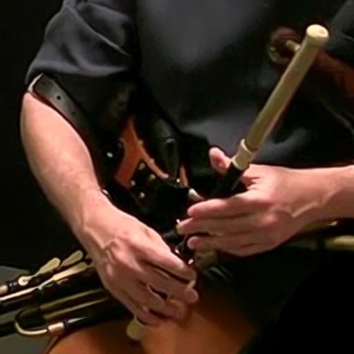 Uilleann Bagpipes - Full Set