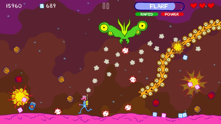 Glorkian Warrior screenshot-4