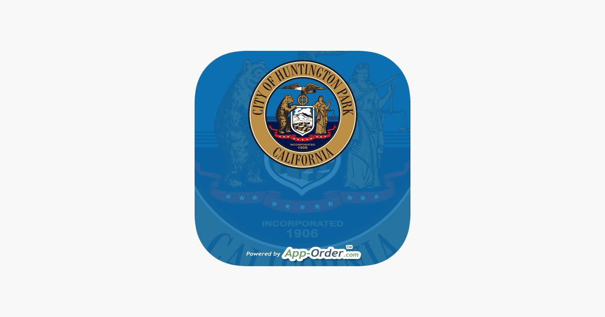 myHuntingtonPark on the App Store