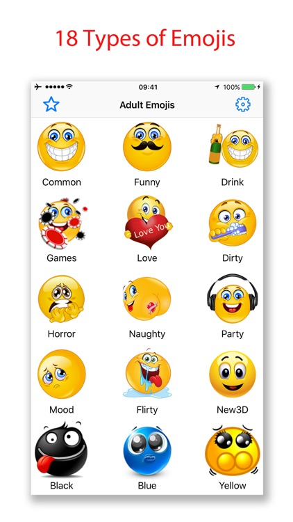 Adult Emoji for Texting screenshot-4