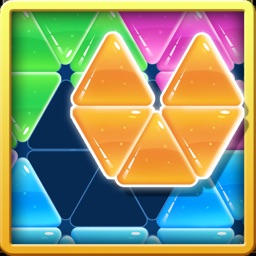 Triangle Tangram Puzzle Legend