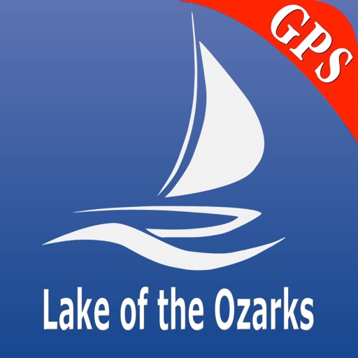 Lake of the Ozarks GPS Charts