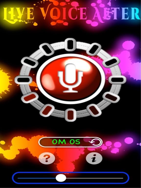 Live Voice Changer (RealTime) | App Price Drops