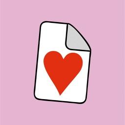 St.Valentine movsticker