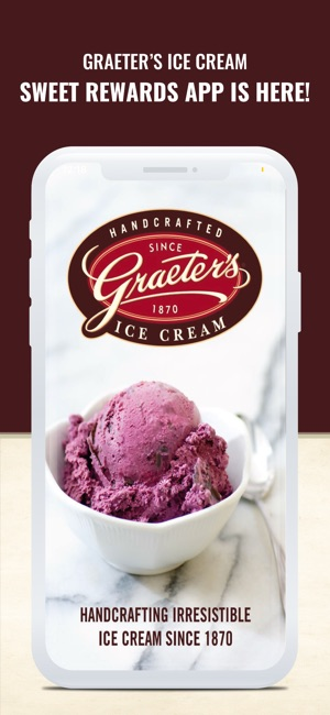 Graeter's Ice Cream on the App Store