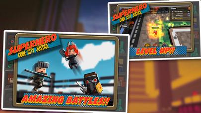Superhero: Cube City Justiceのおすすめ画像4