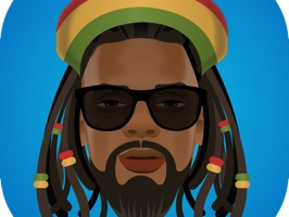 Rastamoji sticker pack is the best emoji keyboard for anyone who wants to feel good and get a good laugh