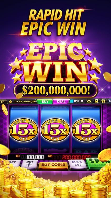 Huge Win Slots: Vegas Casino screenshot-0