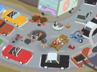 Donut County ipad images