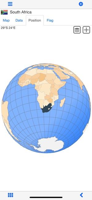 World atlas world map mxgeo on the app store gumiabroncs Gallery