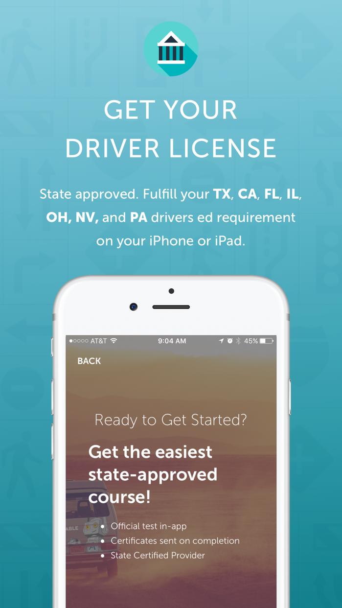 Aceable Drivers Ed Screenshot